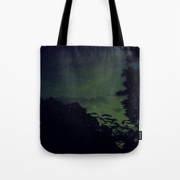 Lo-Fi Sunset Tote Bag