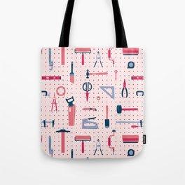 Studio Pegboard Tote Bag