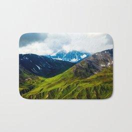 The Alpine Bath Mat