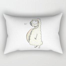 Sheep's Clothing Rectangular Pillow