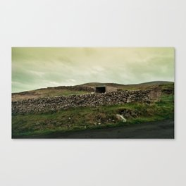Life's Cabin Canvas Print