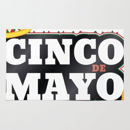 Cinco De Mayo Mexican Party Cinco De Mayo Costume Rug