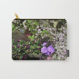 Flower Shop Italy Carry-All Pouch