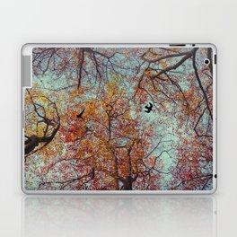 Trees In Fall Laptop & iPad Skin