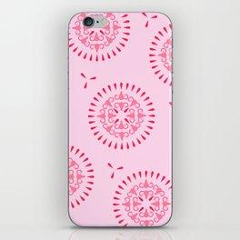 Uteri, Period. In pink iPhone Skin