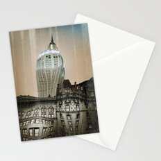 bending time Stationery Cards