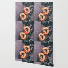 Persimmon Wallpaper