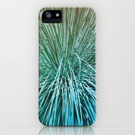 iridescent Palms iPhone Case