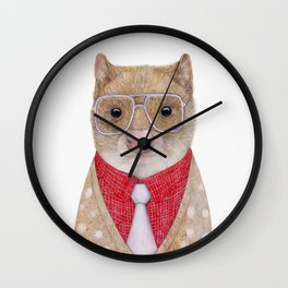 Spotted Quoll Wall Clock