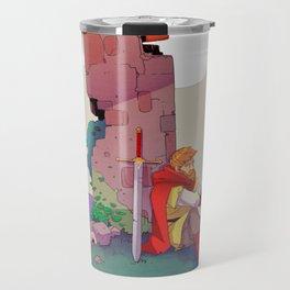 Knight Stuff part 1 Travel Mug