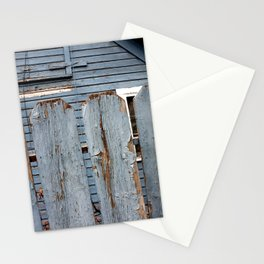Blue Paint Stationery Cards