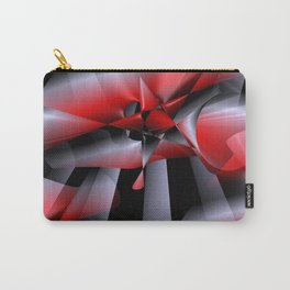 3D - abstraction -45- Carry-All Pouch