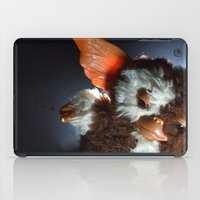 gizmo iPad Cases featuring Gizmo  by Erika VBL