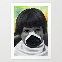 Morn Art Print