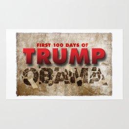 Trump The POTUS Destructivus Rug