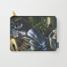 Alien vs. Labyrinth Carry-All Pouch