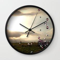 The North 2 Wall Clock