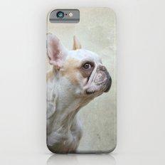 French bulldog  Slim Case iPhone 6s