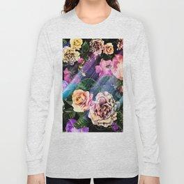 Floral Long Sleeve T-shirt