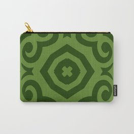 Super Green (Colored Callisto) Carry-All Pouch