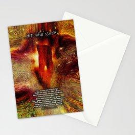 The Odin Stone Stationery Cards