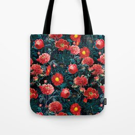 NIGHT FOREST XIX Tote Bag