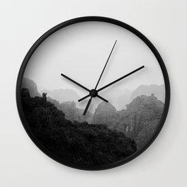 Hang Mua, Vietnam Wall Clock