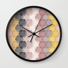 Moutarde Wall Clock