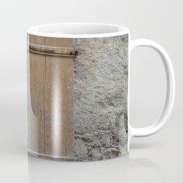 Door near Merano Coffee Mug