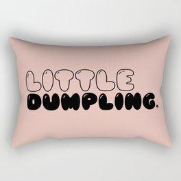 LITTLE DUMPLING Rectangular Pillow