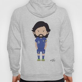 Andrea Pirlo - Italy - World Cup 2014 Hoody