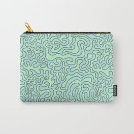 Wacky Pattern Carry-All Pouch