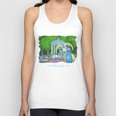 Locals Only  - Chapel Hill, NC Unisex Tank Top