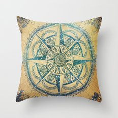 Voyager III Throw Pillow