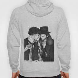 Dr. Holmes and Mr. Moriarty Hoody