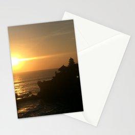 Sunset @ Bali Stationery Cards