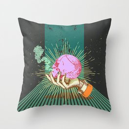 SOCIABLE SITUATION Throw Pillow