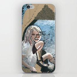 megazone3 iPhone Skin