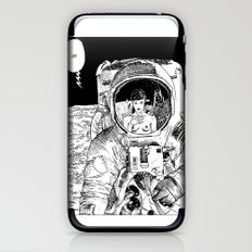 asc 333 - La rencontre rapprochée ( The close encounter) iPhone & iPod Skin