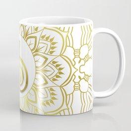 Golden Mandala Cho Ku Rei Power Symbol Coffee Mug
