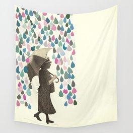 Rain Dance Wall Tapestry