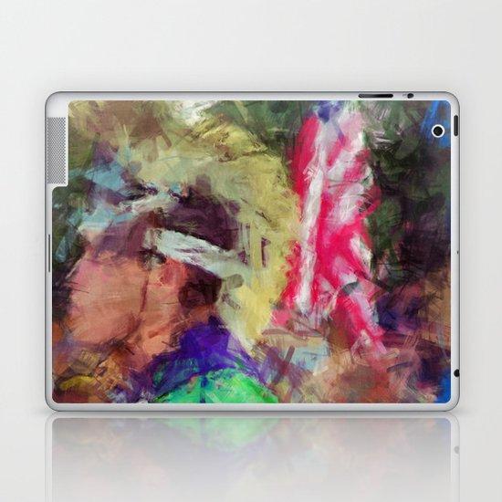 Igvyi Yvwanegv Laptop & iPad Skin