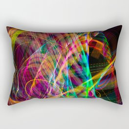 Ferris Wheel's Day Off Rectangular Pillow