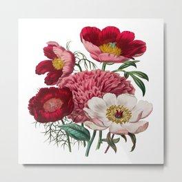Flower garden IV Metal Print
