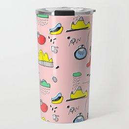 Cactus Mountain Travel Mug