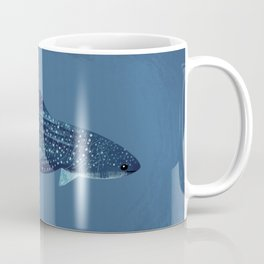 "FINconceivable Still ""Whale Shark"" Coffee Mug"