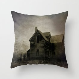 Besides Us Throw Pillow