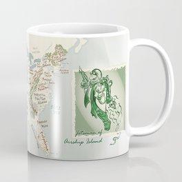 Jetsman of Airship Island Mug