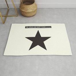 J. and Mary Chain - Automatic - reworked album cover Rug