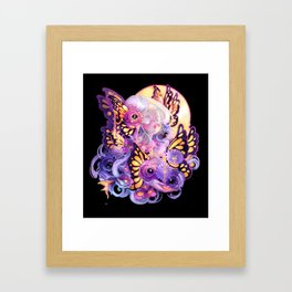 Anima Mundi Framed Art Print